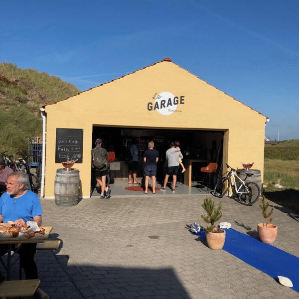 Le garage 2
